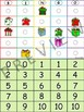 Christmas Bingo - Number Recognition / Counting To 10