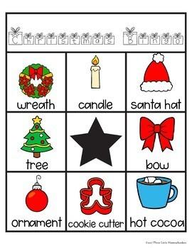 Christmas Bingo and Bingo Jr Bundle - 60 Unique Cards