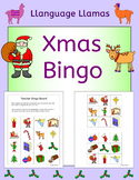 Christmas Bingo for ESL EAL EFL MFL