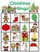 Christmas Bingo for Primary Grades