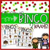 Christmas Bingo game ~ Christian theme + First Christmas