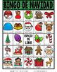 Christmas Bingo in Spanish