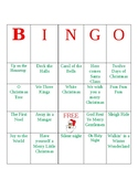 Christmas Bingo with Music FREE