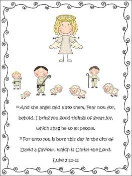 Christmas - Birth of Jesus