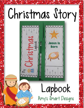 Christmas: Birth of Jesus Lapbook