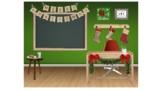 Christmas Bitmoji Classroom