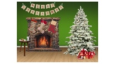 Christmas Bitmoji Room