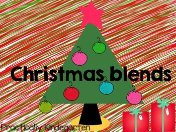 Christmas Blends / match picture to blends they start with