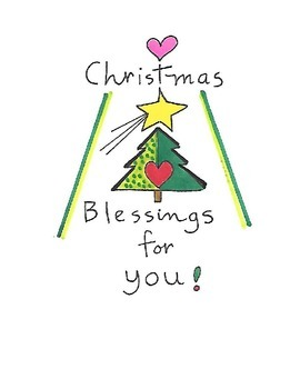 Christmas Blessings for You!
