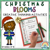 Christmas Activities for Grades 3-6 - Blooms Taxonomy - Pa