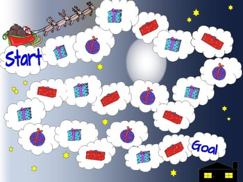 Christmas Board Game