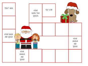 Christmas Board Games