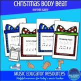 Christmas Body Beat Rhythm Game