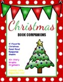 Christmas Book Companions: 15 Stories and 30 Response Sheets