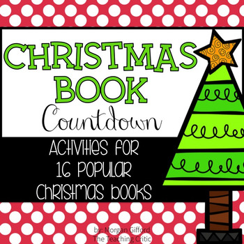 Sequencing Christmas Book Teaching Resources Teachers Pay Teachers