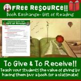 Christmas Book Exchange Activity