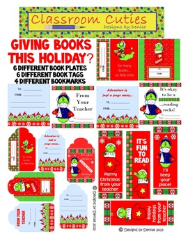 Christmas Book Gift Giving Set