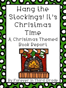 Christmas Book Report