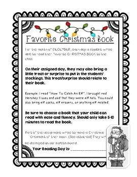 Christmas Book Share