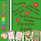 Christmas Book Units Bundle
