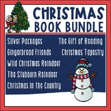 Christmas Book Unit Bundle in Digital and PDF formats