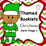 Christmas Booklet Kindergarten