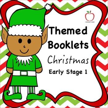 Christmas Booklet Kindergarten