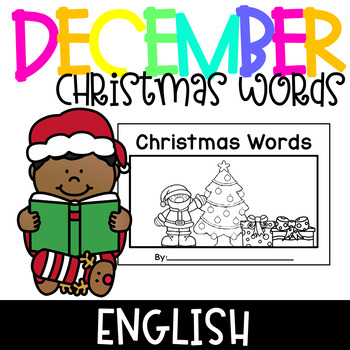 Christmas Booklet / My Book of Christmas Words