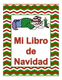 Christmas Booklet- Spanish