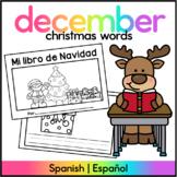 Christmas Booklet Spanish/ Mi libro de Navidad