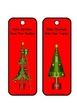 Christmas Bookmarks
