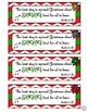 Christmas Bookmarks for Choir