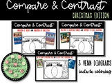 Christmas Books Compare and Contrast