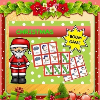 Christmas Boom Game: Coping with the Holidays
