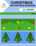 Christmas Border Decorations