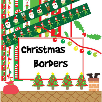 Christmas Borders - New!