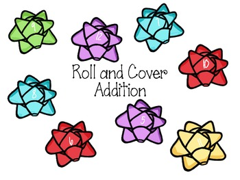 Christmas Bows Addition Roll and Cover