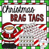 Christmas Celebration Tags