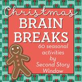Christmas Activities: Christmas Brain Breaks
