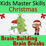 Christmas Brain Breaks