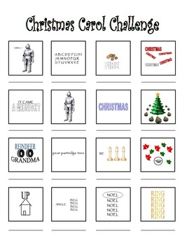 Christmas Brain Teasers With Answers.Christmas Brainteaser Warm Up