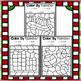 Christmas Break Homework Packet - Kindergarten