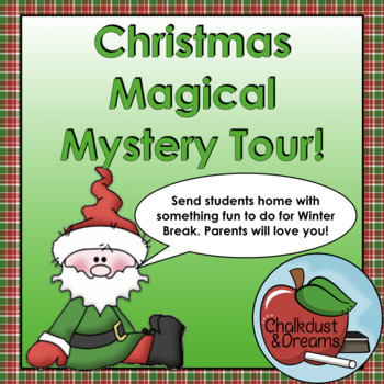 Christmas Break Mystery!