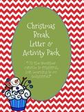 Christmas Break Packet