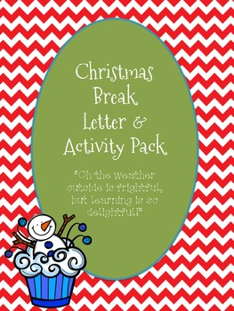 Christmas Break Packet