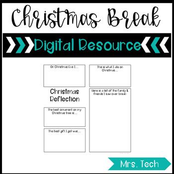 Christmas Break - Pic Collage
