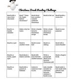 Christmas Break Reading Challenge
