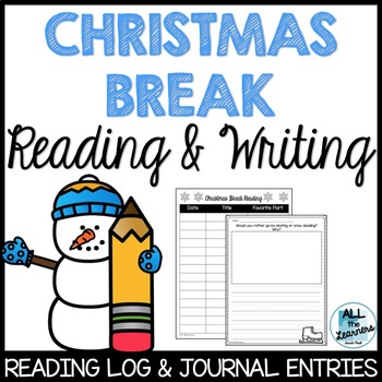 Christmas Break Reading & Writing