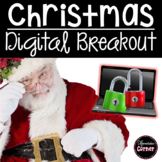 Christmas Breakout Activity