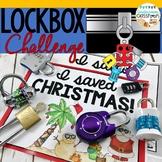 Christmas Activity|Lockbox Challenge|Christmas Logic Puzzl